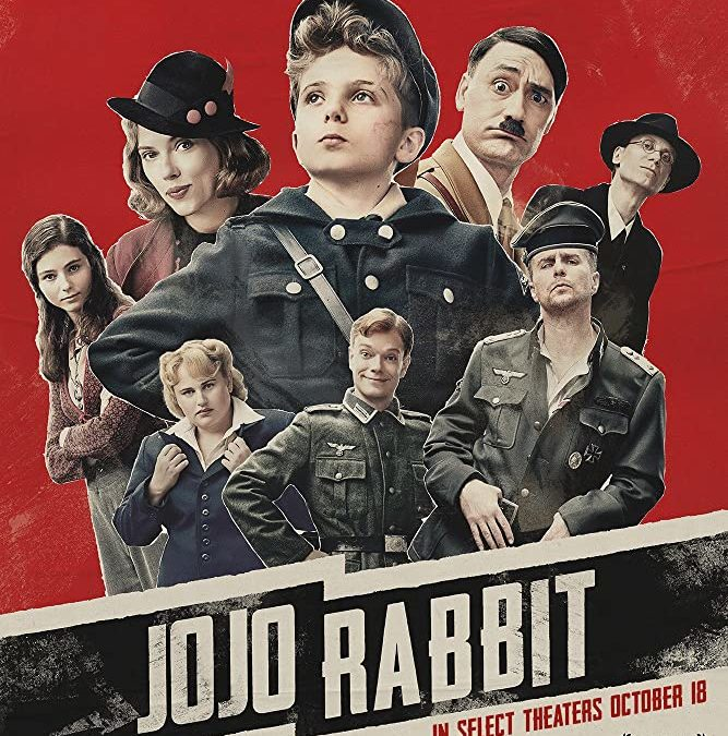 Episode 8: Jojo Rabbit