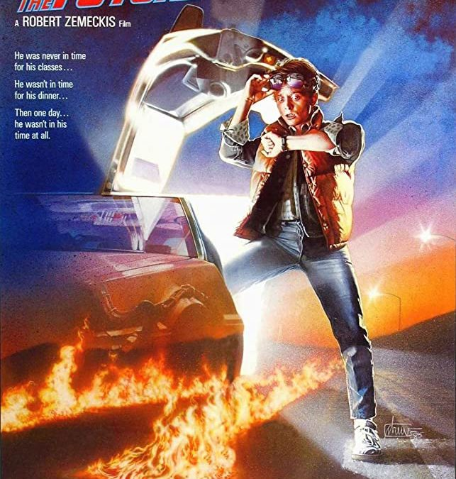 Episode 11: Back to the Future