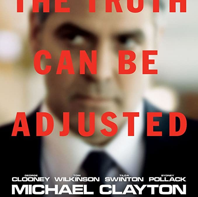 More Michael Clayton