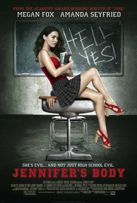 Episode 16: Jennifer's body